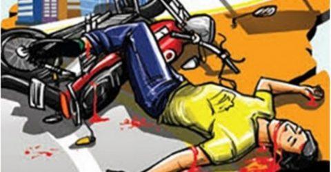 মনপুরায় মোটরসাইকেল দুর্ঘটনায় স্কুলছাত্র নিহত